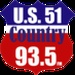 U.S. 51 Country - WKBL Logo