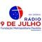 Rádio 9 de Julho Logo