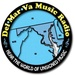 DelMarVaMusic Radio Logo