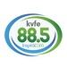 88.5 KVFE - KVFE Logo