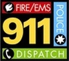 Washtenaw County, MI Sheriff, Police, Fire Logo