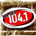 New Rock 104.1 - KFRR Logo