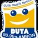 Duta FM Ambon 90.9 Logo