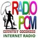 Radio  Pure Cream Music (PCM) Logo