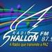 Rádio Shallon FM Logo