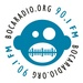 Boca Ràdio 90.1 Logo