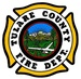 Tulare County, CA Fire Logo
