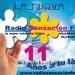 SENSACION FM 93.3 Logo