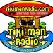 Tiki Man Radio  Logo