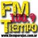 Tiempo FM Logo