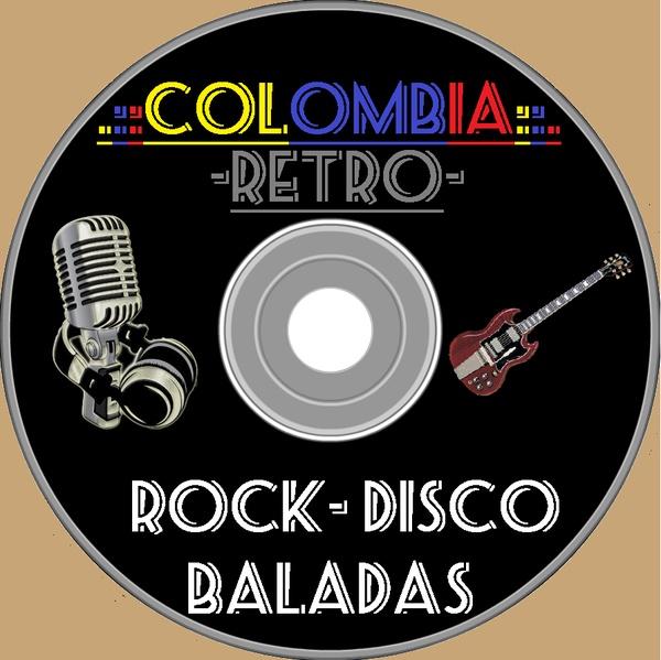 Colombia Retro