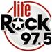 Lite Rock 97.5 - KEXL Logo