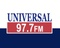 Universal Stereo FM - XERC-FM Logo