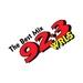 The Best Mix - WRLS-FM Logo