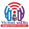 Victors Radio Logo