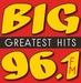 Big 96.1 FM - KMRX Logo