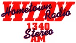 Stereo 1340 - WIRY Logo