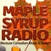 Maple Syrup Radio Logo