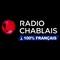 Radio Chablais - 100% Français Logo