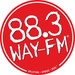 WAY-FM - WAYQ Logo