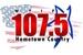 WTIF Hometown Country - WTIF-FM Logo