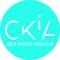 CKIA-FM Logo