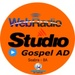 Radio Estúdio Gospel AD Logo