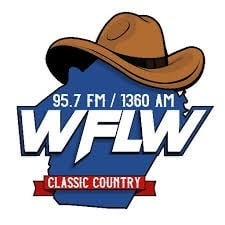 Real Country 95.7 FM / 1360 AM WFLW - WFLW