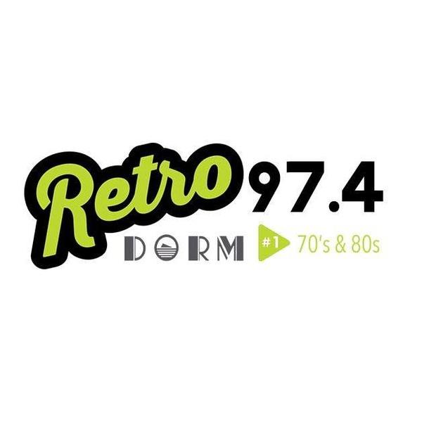 97.4FM The Dorm Retro