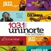 Uninorte FM Estéreo 103.1 Logo