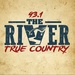 93.1 The River - WFGM-FM Logo