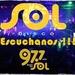 Radio Sol Disco 97.7 Logo