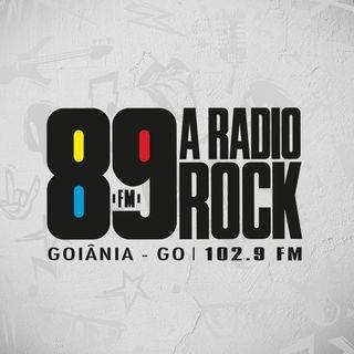 89 A Rádio Rock de Goiânia