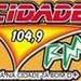 Radio Cidade FM Logo