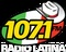 Radio Latina - WEDJ Logo
