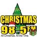 Christmas 98.5 Logo