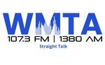 Straight Talk Radio - WMTA Logo