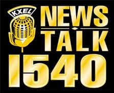 News/Talk 1540 - KXEL