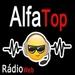 Rádio Alfa Top Logo