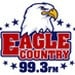 Eagle Country 99.3 - WSCH Logo