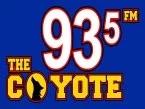 93.5 The Coyote - KIKT