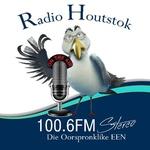 Radio Houtstok 100.6 FM Logo