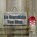 La Bandida - Tex Mex Logo