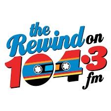 The Rewind On 104.3 FM - KCAR-FM