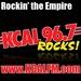 96.7 K-CAL Rocks - KCAL-FM Logo