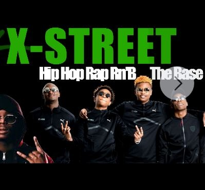 BBR HIT 40 - X-Street Radio