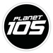 Planet 105 - We Love Ibiza Club Logo