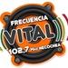 Frecuencia Vital FM 102.7 Logo