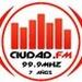 Ciudad FM 99.9 Logo
