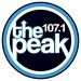 The Peak 107.1 - WXPK Logo
